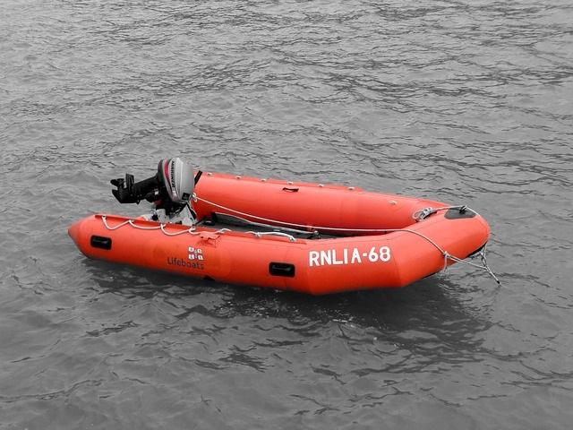 Genieten van de pure natuur in je rubberboot